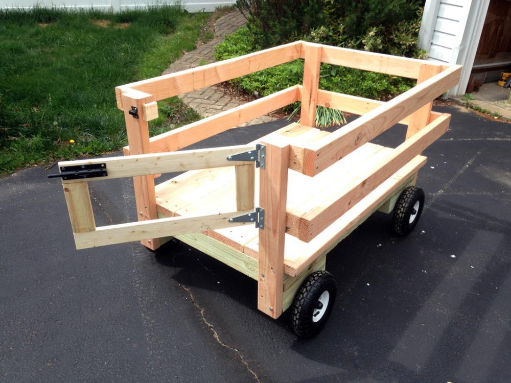 DIY Wagon