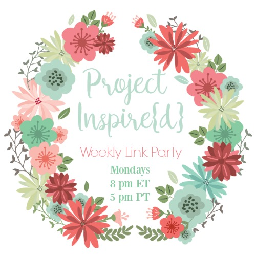Project Inspire{d} Weekly Link Party