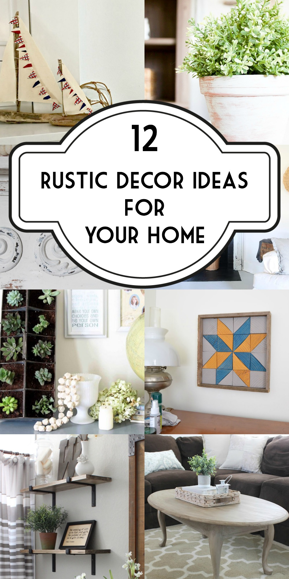 rustic home decor ideas pinterest 12 rustic decor ideas for your home the how to home 13048