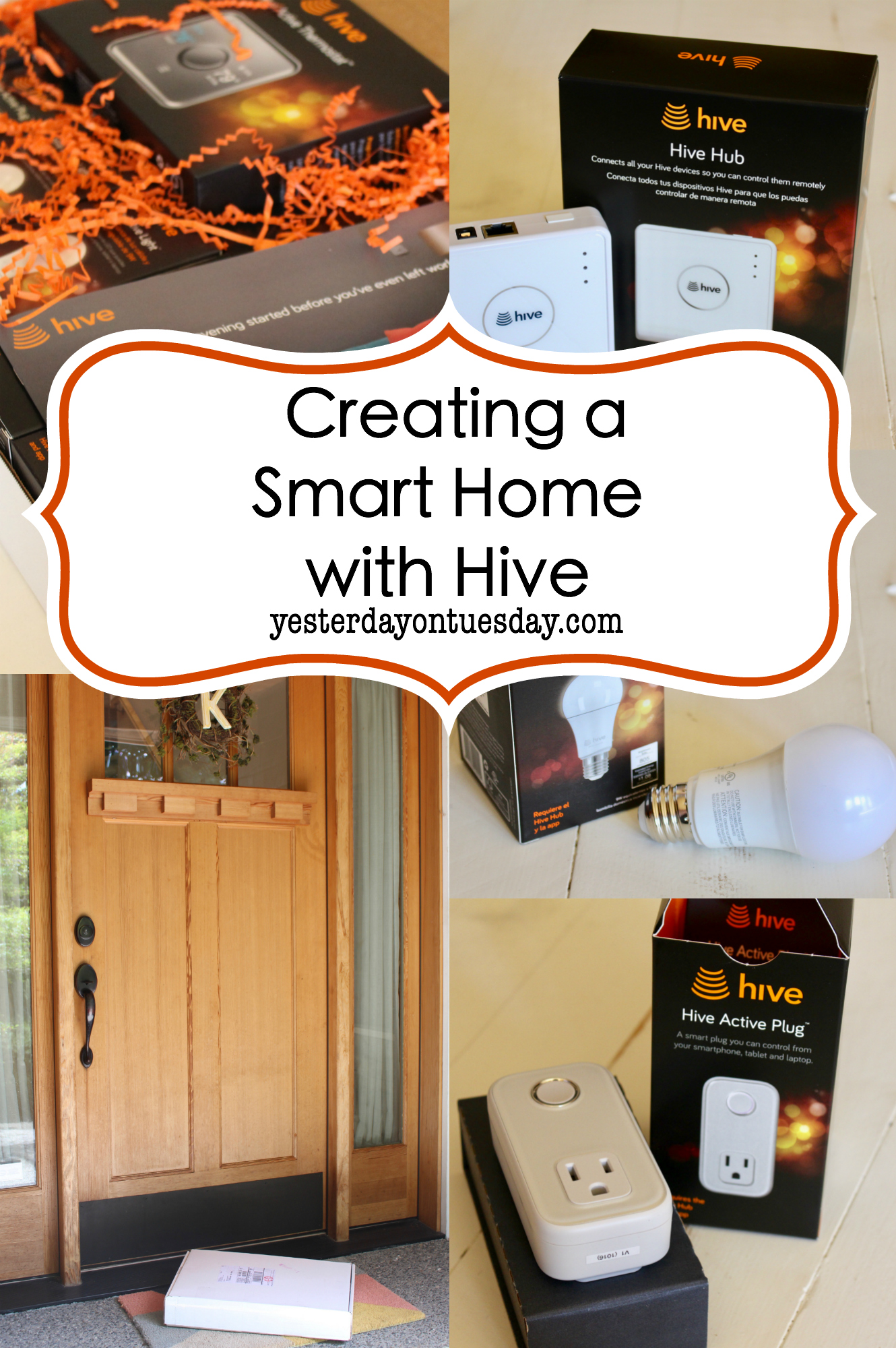 Creating a Smart Home with Hive