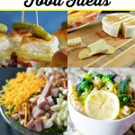 Perfect Picnic Food Ideas including appetizers, salads and desserts!