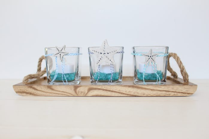 Starfish Votives