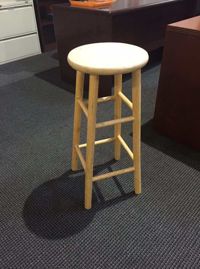 Stool at CORT