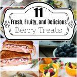 Delicious Berry Treats