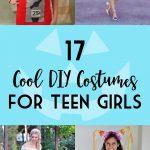 Great DIY Halloween Costumes for Teen Girls