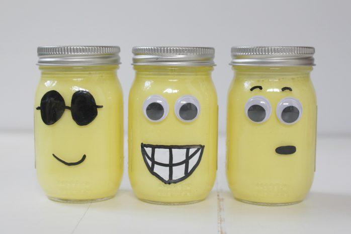 Non Borax Emoji Slime