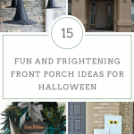 Fun and Frightening Front Porch Ideas for Halloween