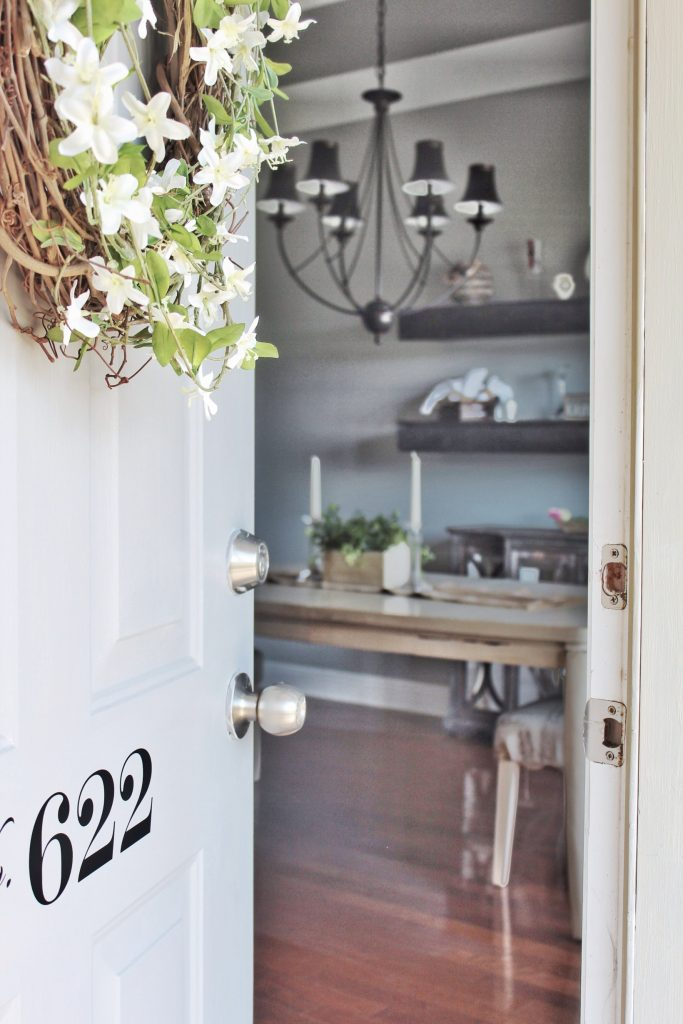 Modern Farmhouse Door