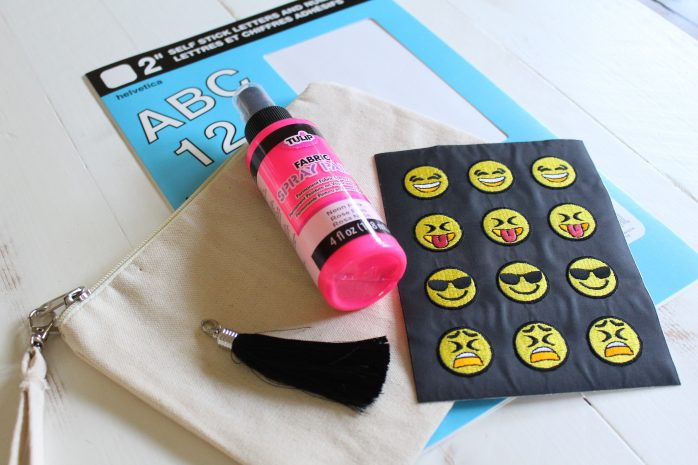 Easy Emoji Stuff Bag