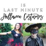 Awesome DIY Halloween Costumes