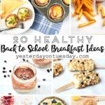 Yummy and Healthy Breakfast Ideas