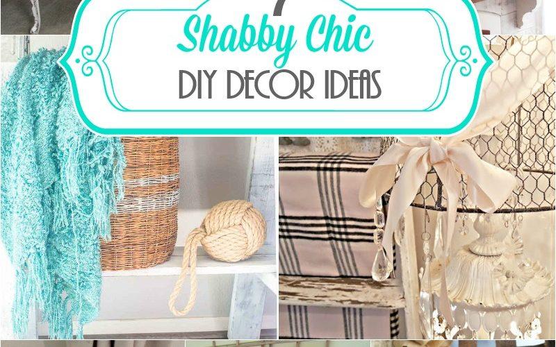 Shabby Chic Decor Ideas