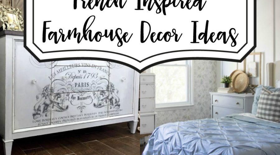 9 Lovely French Farmhouse Ideas
