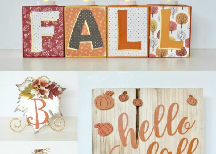 DIY Fall Decor