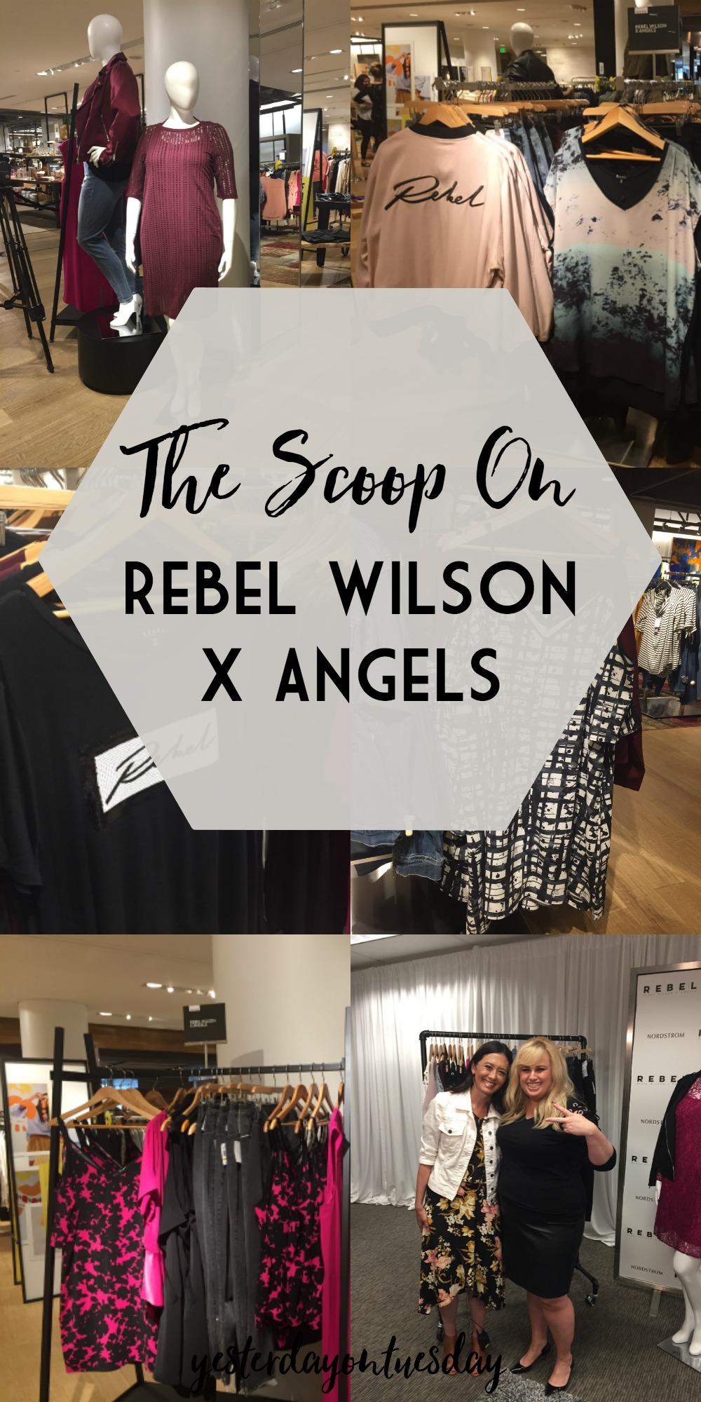 Rebel Wilson X Angels Collection