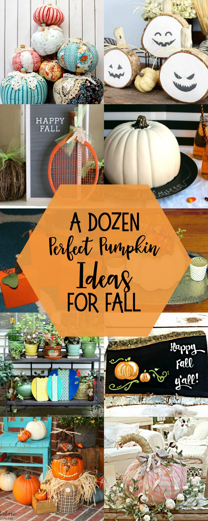 Fun Pumpkin DIY Ideas