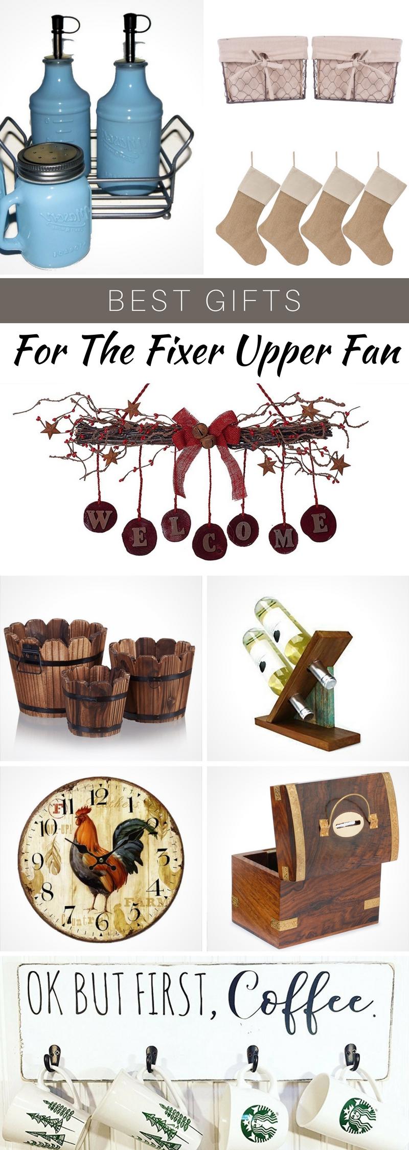 Best Gifts for the Modern Farmhouse Fan
