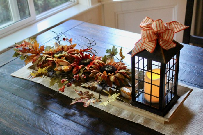 Fall Fixer Upper Style Tray
