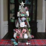 Modern Farmhouse Christmas Styled Tray