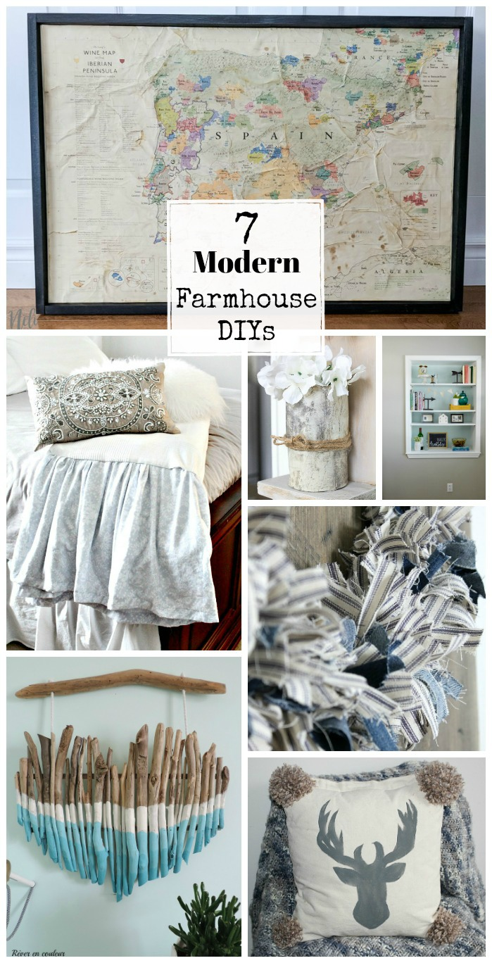 Modern Farmhouse DIYS