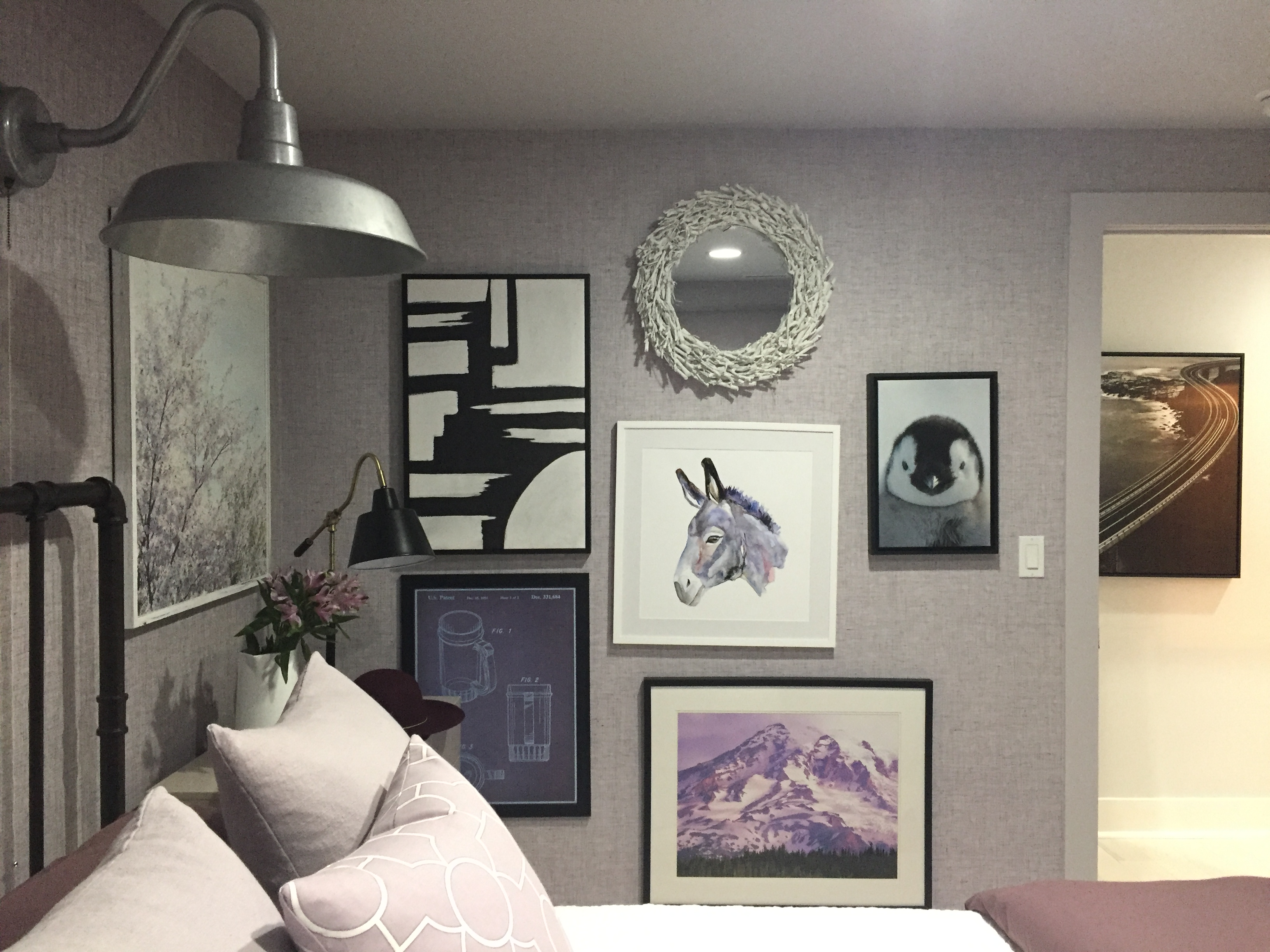 HGTV Dream House Lavender Room