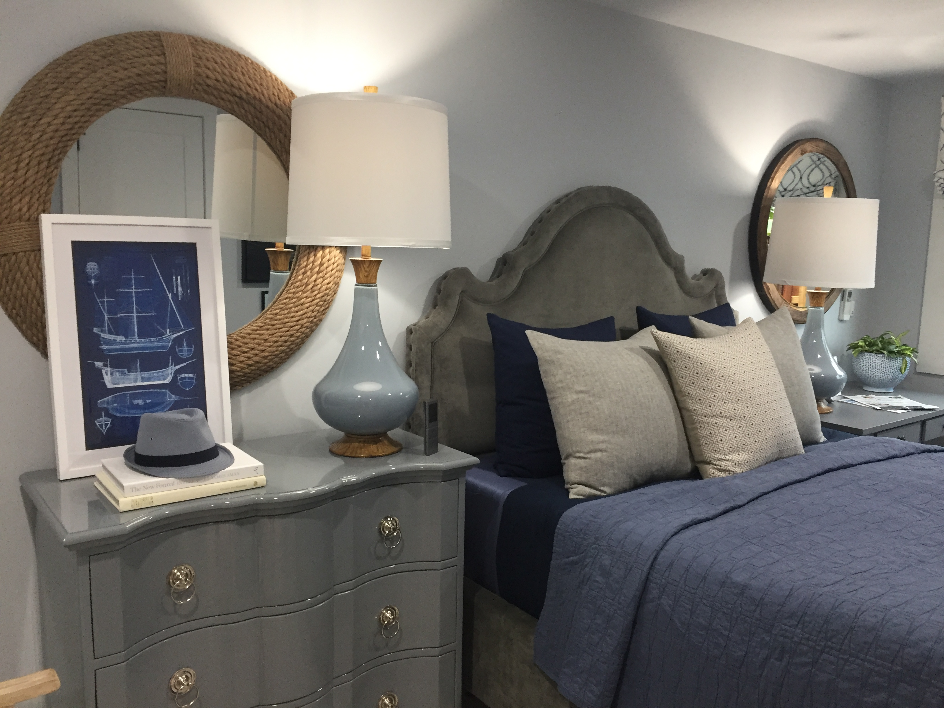 HGTV Dream House Nautical Room