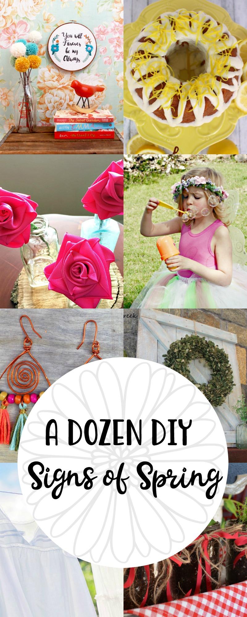 DIY Signs of Spring