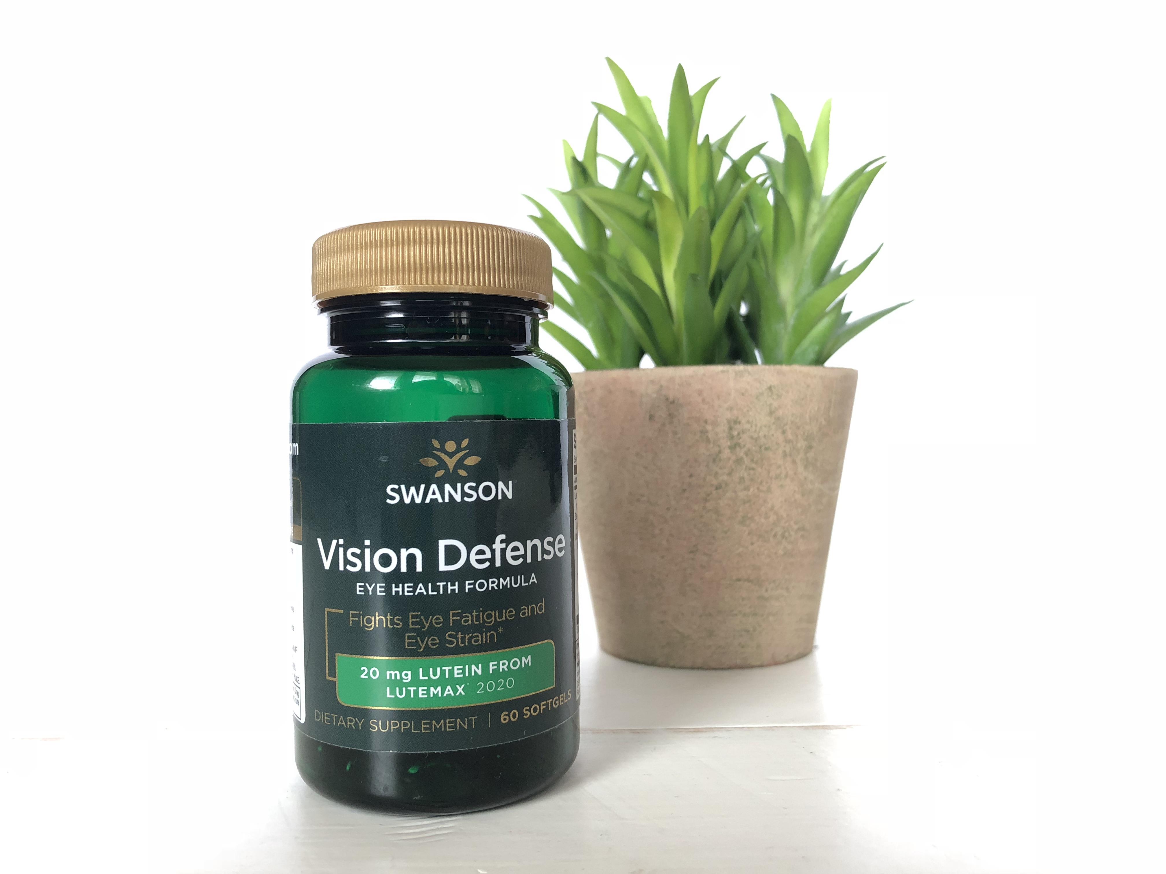 Swanson Health Vision Defense