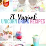 12 Magical Unicorn Drinks
