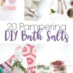 20 Pampering DIY Bath Salts