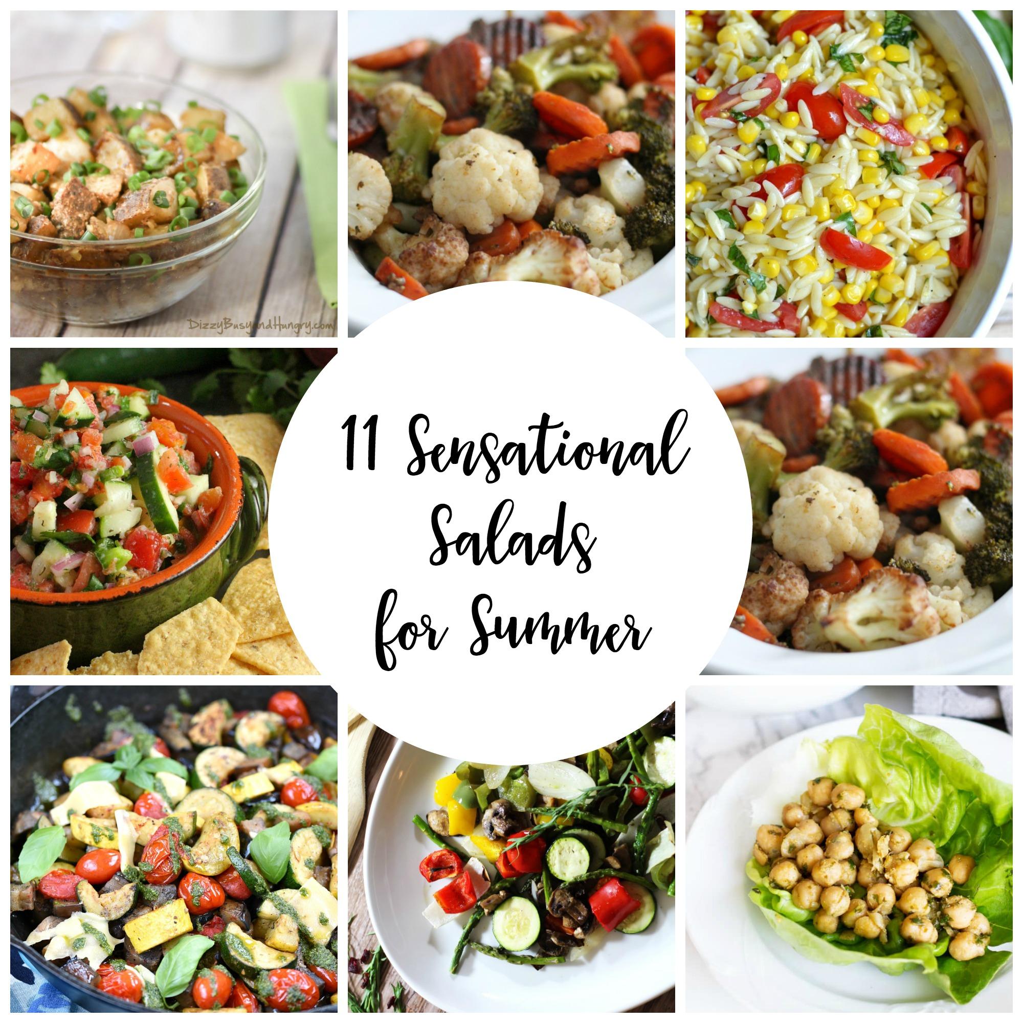 11 Sensational Salads for Summer