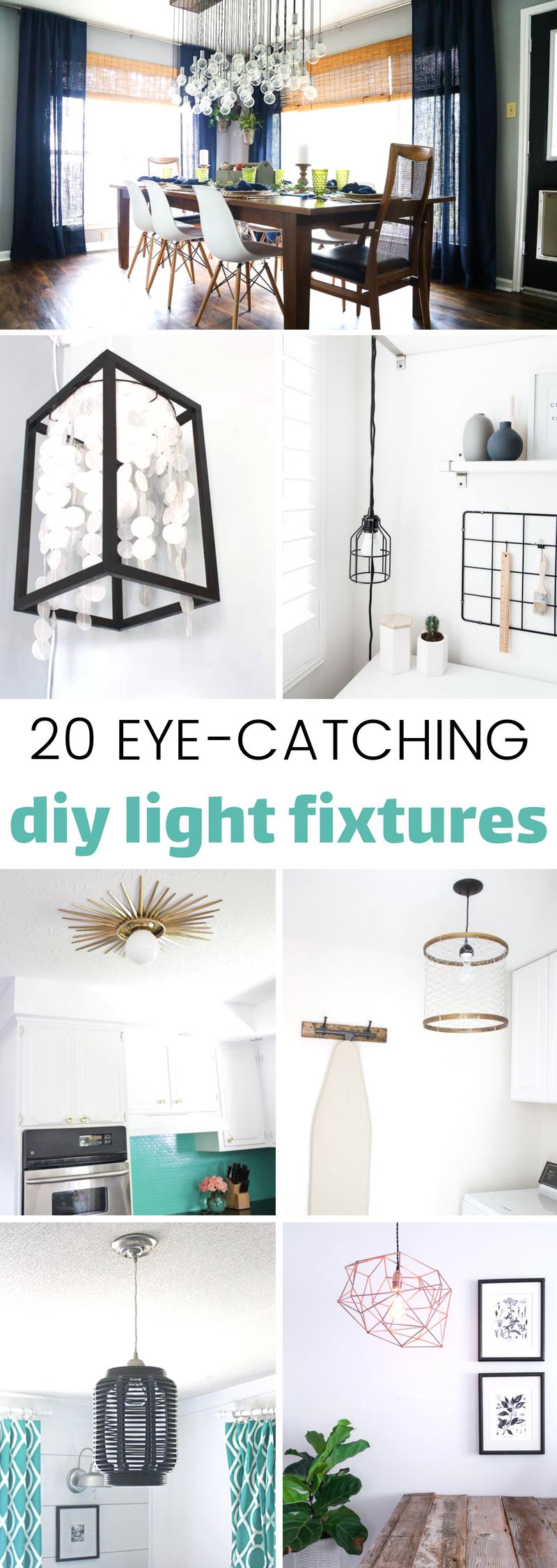 DIY Light Fixtures
