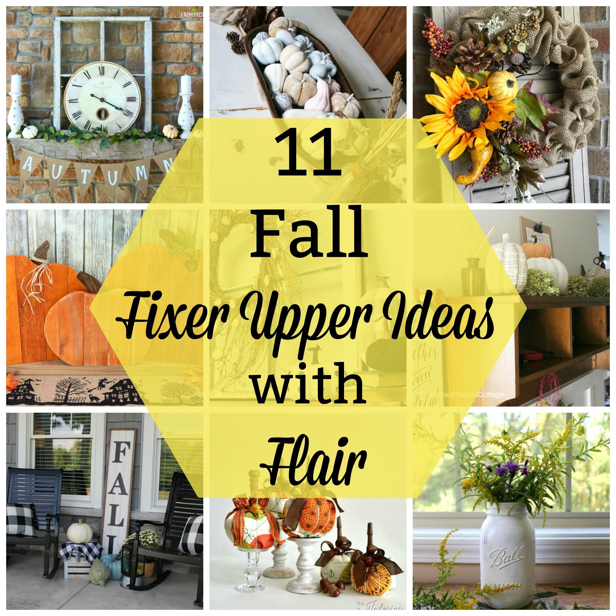Fall Flair