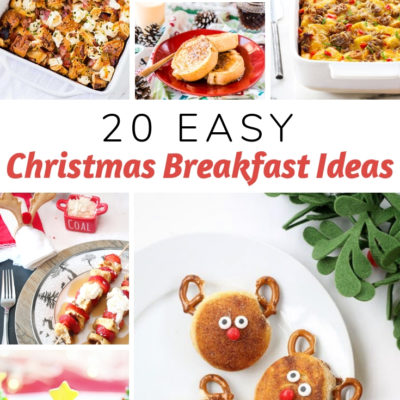 20 Easy Christmas Breakfast Ideas