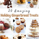 Holiday Gingerbread Treats