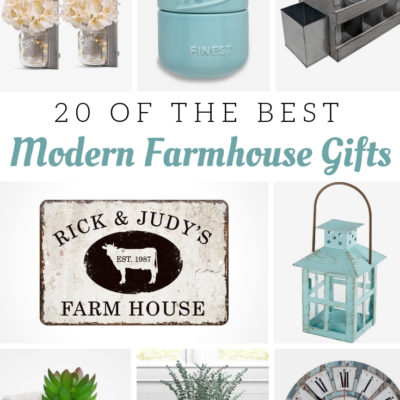 20 Modern Farmhouse Gifts