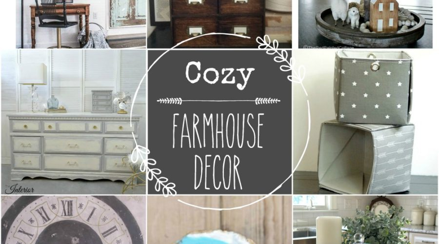 Cozy Farmhouse Decor