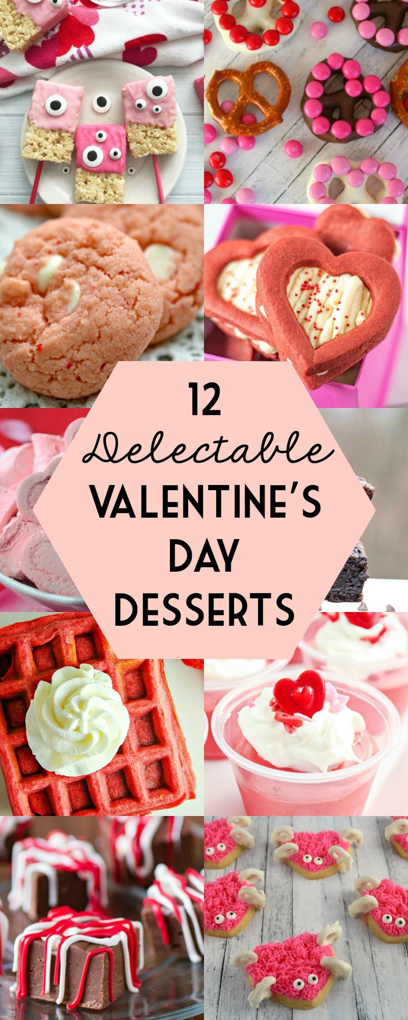 Delectable Valentine's Day Desserts