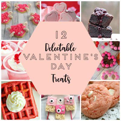 A Dozen Delectable Treats for Valentine's Day