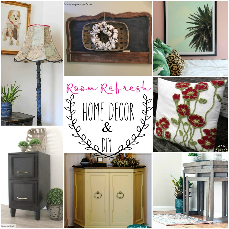 Room Refresh Home Decor