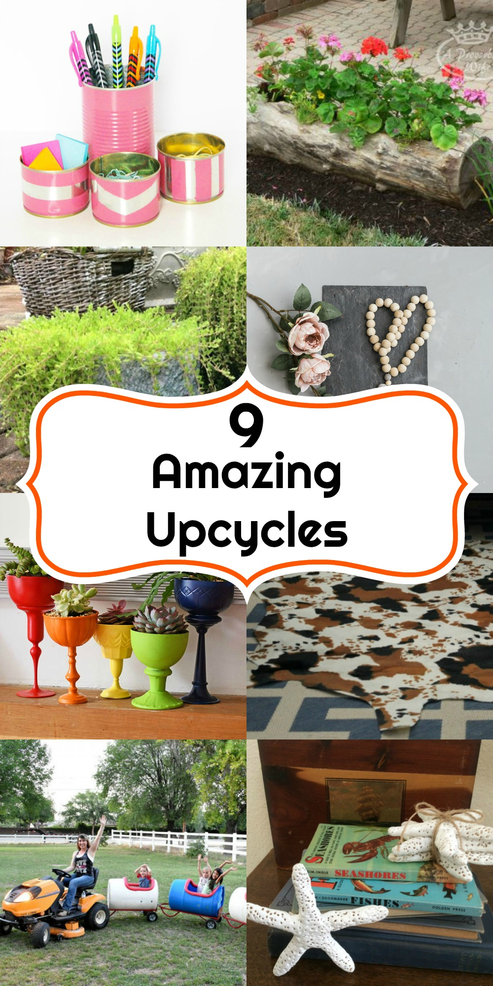 Amazing Upcycles