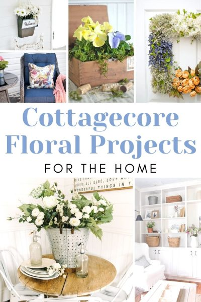 Floral DIY Decor